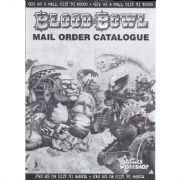 Blood Bowl Mail Order Catalogue 1998 Bloodbowl